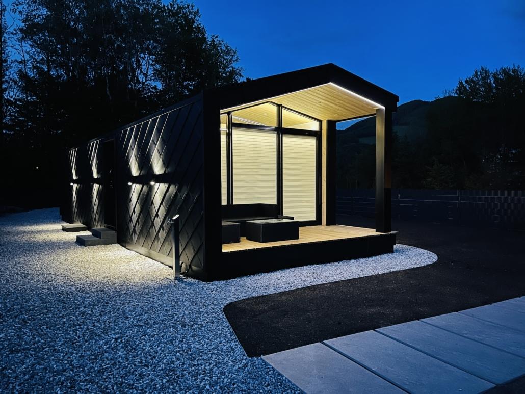 Nature Lodge Nightview